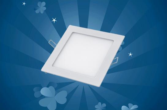 Direct-lit LED Panel Lights